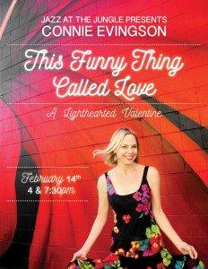 Connie Evingson Valentines Concert 2016