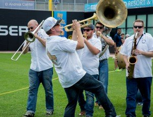 Jack Brass Band, © Andrea Canter