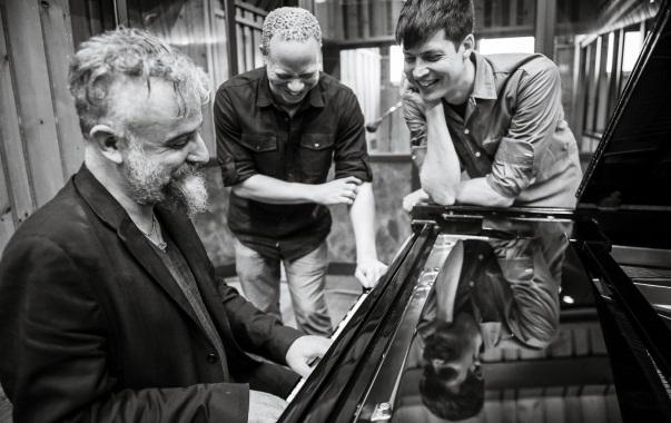 Ches Smith Trio (photo: Paolo Soriani)