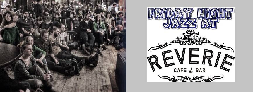 Friday Night Jazz at Reverie Logo
