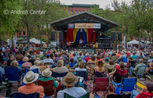 Twin Cities Jazz Festival at Mears Park, © Andrea Canter