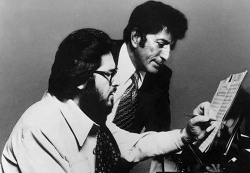 Bill Evans and Tony Bennett