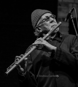 Charles Lloyd, © Andrea Canter