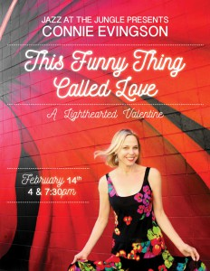 Connie Evingson Valentines Concert 2016