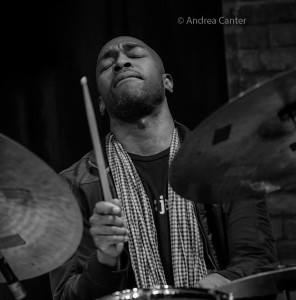 Eric Harland, © Andrea Canter