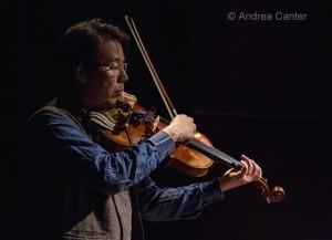 Eyvind Kang, © Andrea Canter