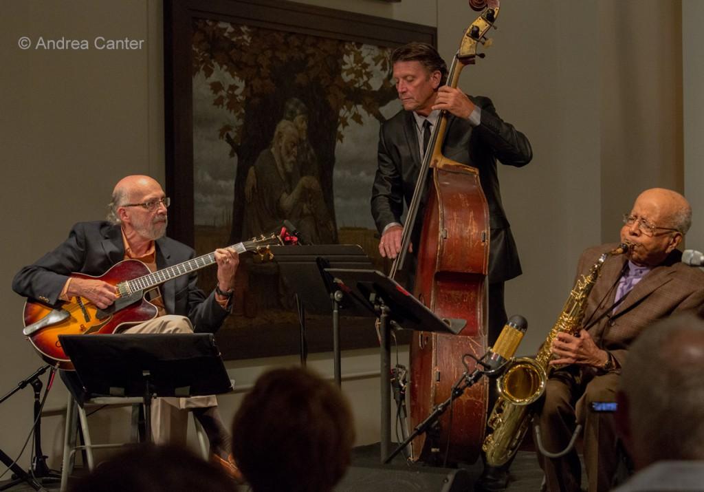 Irv Williams Trio, © Andrea Canter
