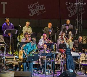 Maria Schneider Orchestra, © Andrea Canter