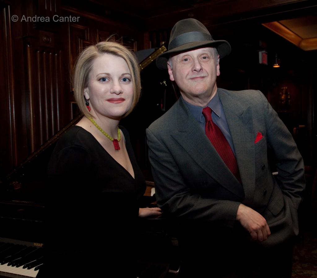 Maud Hixson and Arne Fogel, © Andrea Canter