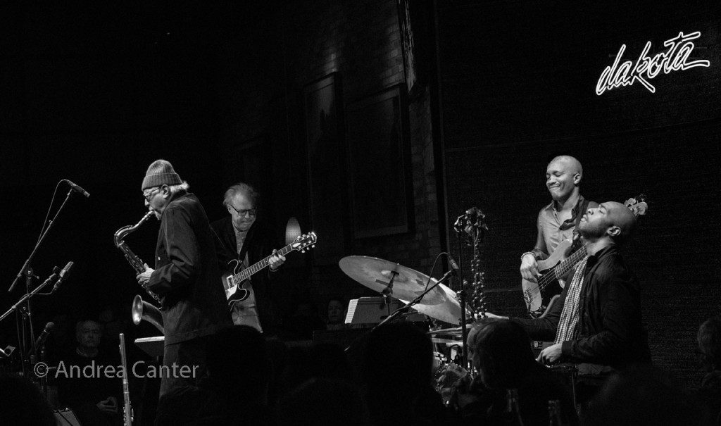 Charles Lloyd and Friends, © Andrea Canter
