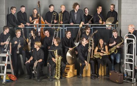 St Olaf Jazz Band I