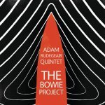 Adam Rudegiar Bowie Project CD Cover