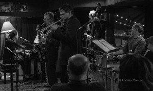 Larry McDonough Quintet,© Andrea Canter