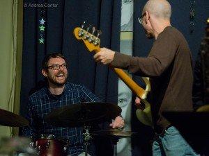 Cory Healey and Erik Fratzke, © Andrea Canter