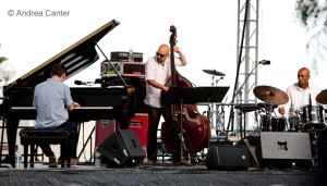 Fred Hersch Trio, © Andrea Canter