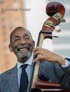 Ron Carter, © Andrea Canter