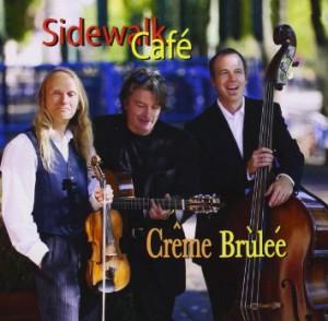 Sidewalk Cafe Creme Brulee cover