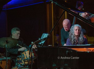 Mary Louise Knutson Trio in the Dunsmore Room, © Andrea Canter