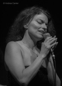 Roberta Gambarini, © Andrea Canter