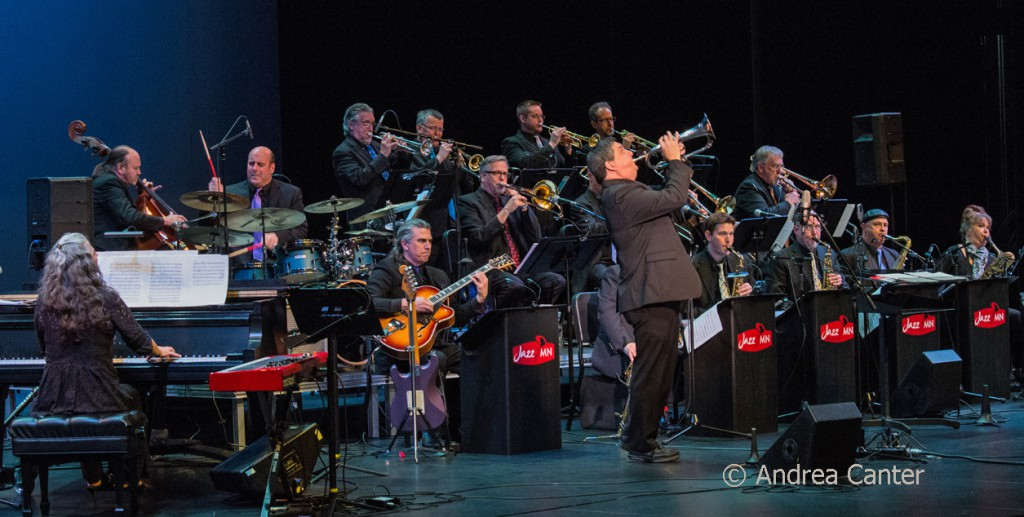 JazzMN Orchestra, © Andrea Canter