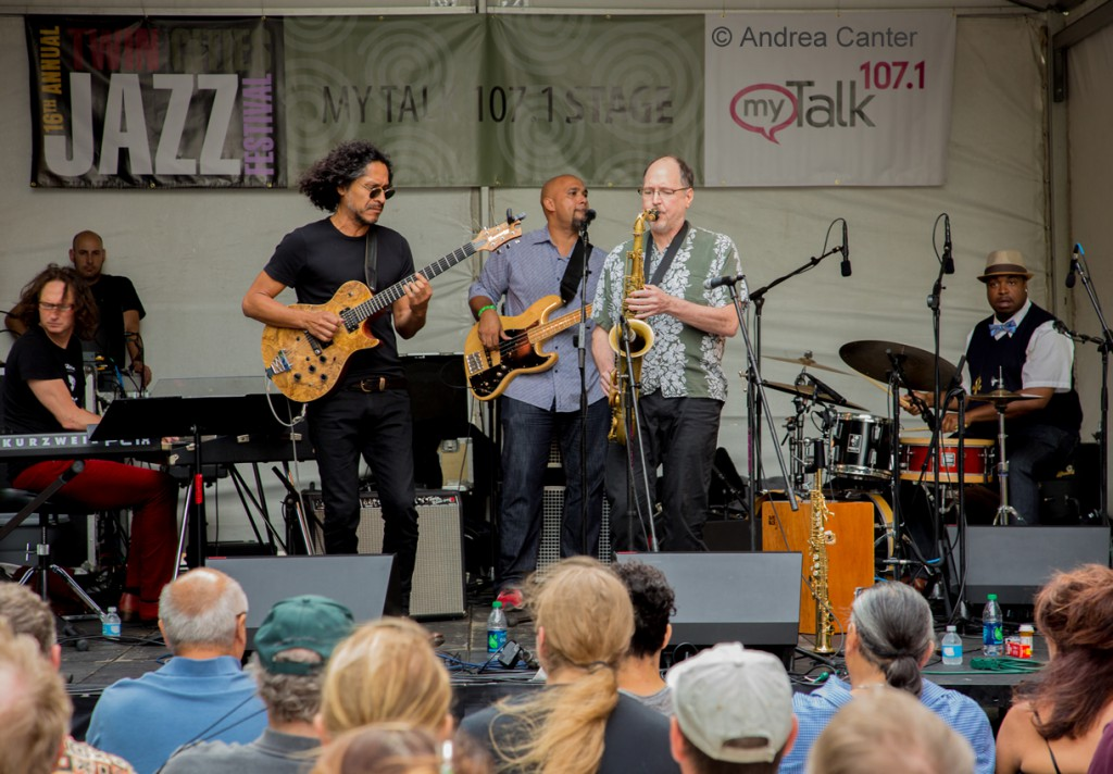 Mississippi (2014 Twin Cities Jazz Festival), © Andrea Canter