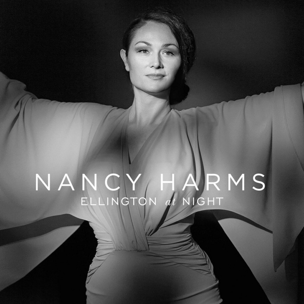 Nancy Harms Ellington at Night CD Cover