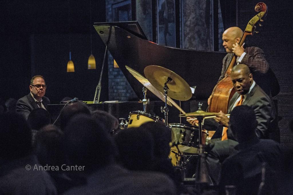 Bill Charlap Trio, © Andrea Canter