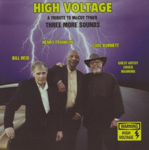Henry Franklin High Voltage CD