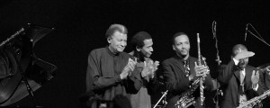 Abdullah Ibrahim and Ekaya (photo: Victor Diamani)