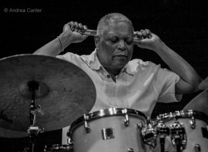 Billy Hart, © Andrea Canter