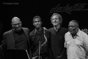 Billy Hart Quartet, © Andrea Canter