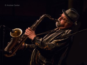Joe Lovano, © Andrea Canter