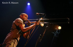 Trombone Shorty, © Kevin Mason
