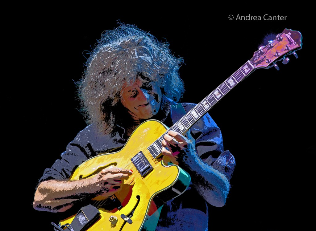 Pat Metheny, © Andrea Canter
