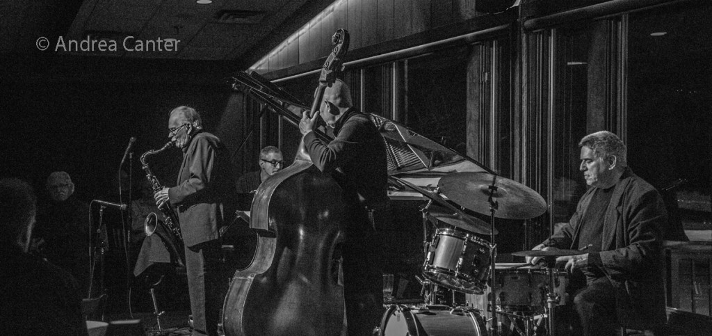 Dave Karr Quartet, © Andrea Canter