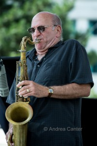Dave Liebman (Quest), © Andrea Canter