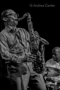 Ravi Coltrane, © Andrea Canter