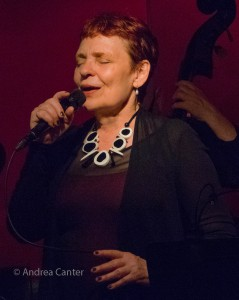 Teri Roiger at The Kitano, © Andrea Canter