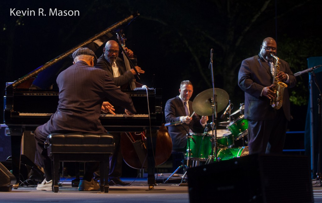 McCoy Tyner Quartet, ©Kevin R. Mason