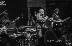 Terence Blanchard's E-Collective, © Andrea Canter
