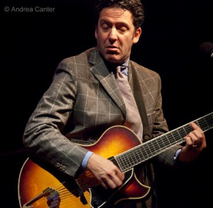 John Pizzarelli, © Andrea Canter