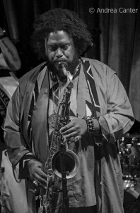Kamasi Washington, © Andrea Canter