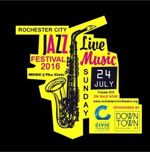 Rochester City Fest Logo