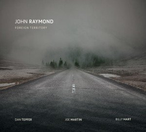 John Raymond For Terr CD