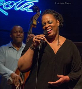 Dianne Reeves, © Andrea Canter