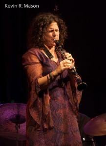 Anat Cohen, © Kevin R. Mason