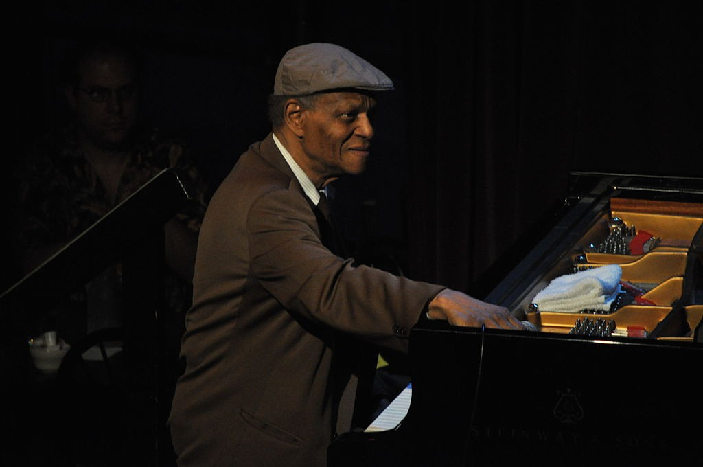 McCoy Tyner, © Joe Mabel