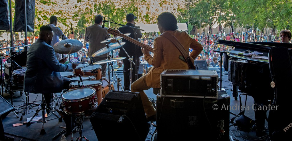 Ruckus (Twin Cities Jazz Festival), © Andrea Canter