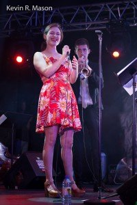 Arianna Neikug and Samuel, © Kevin R. Mason