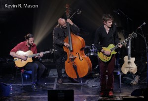 Remi Harris Trio © Kevin R. Mason